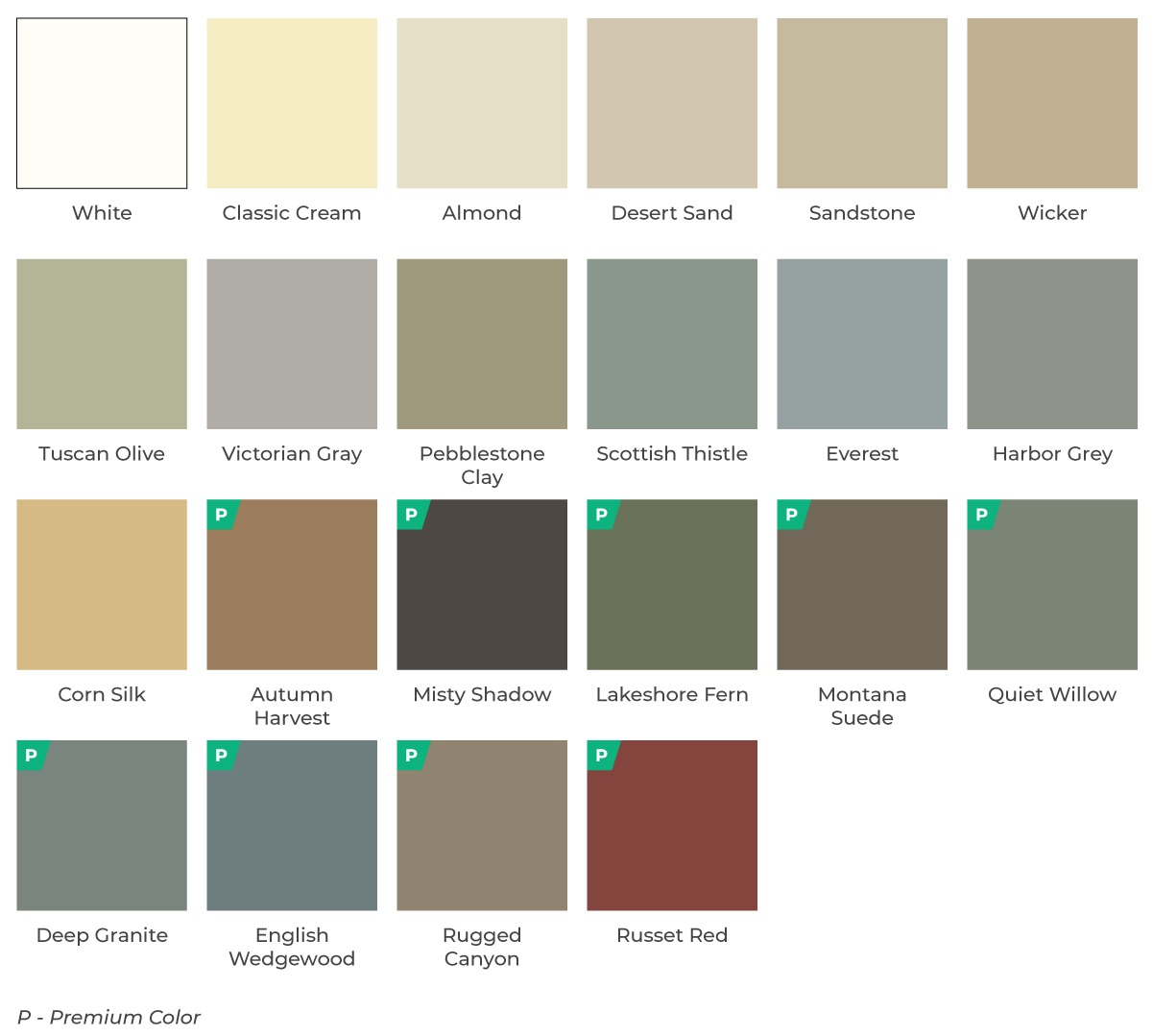 board and batten vertical siding color options